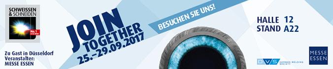 Fachmesse Schweissen & Schneiden